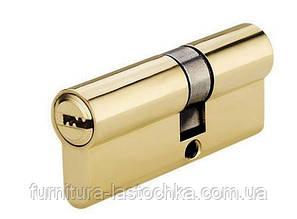 Цилиндровый механизм ключ-ключ со смещением лазерный ключ (13-49)
