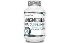 Витмины і мінерали BioTechUSA Magnesium 120 caps.