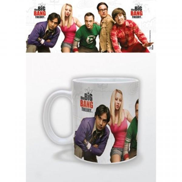 Кружка Big Bang Theory