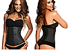 Утягивающий Корсет SCULPTING Clothes (корректирующий) без бретелек для похудения, пояс для похудения , фото 2