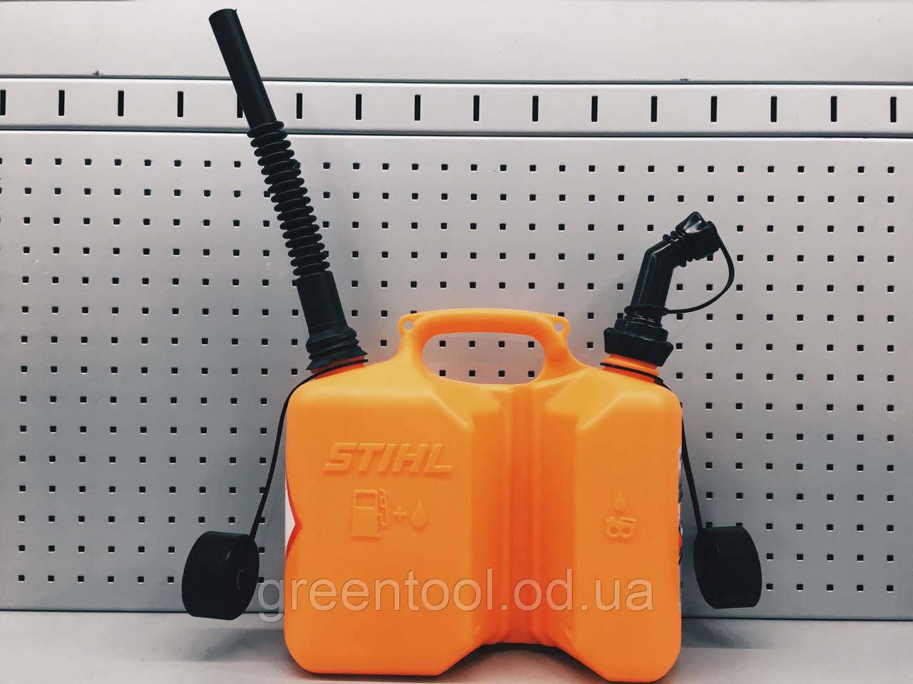 Профессиональная комбиканистра STIHL 3L+1,5L
