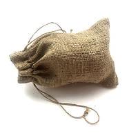 Мешочки из мешковины (13,5х20 см.)