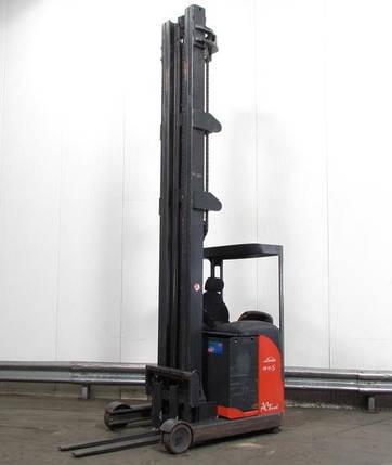 Штабелер Linde с грузоподъемностью 1600 кг, фото 2