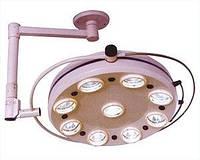 Светильник операционный бестеневой L739-II девятирефлекторный потолочный