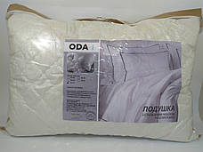 Подушка 40*40 ОДА (мікрофібра, холлофайбер), фото 2