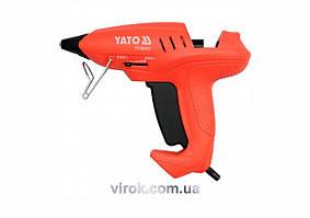 Клеевой пистолет YATO 35 (400) Вт для стержней 11.2 мм YT-82401
