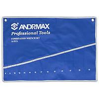 Чехол для 14 ключей ANDRMAX
