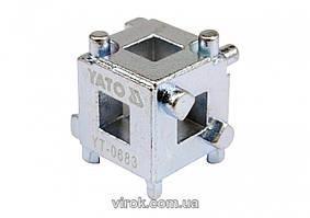 Поршневий куб для поршня дискового гальма YATO [12/96] YT-0683