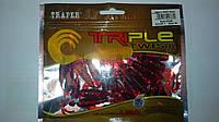Твистер TRIPLE color 03 TRAPER 60мм
