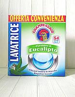 Универсальный стиральный порошок Chante Clair Lavatrice al parfumo di Eucalipto 3,672кг (Италия) 54 стирки