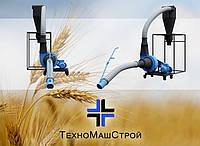 """Пневмотранспортёр от """"ТехноМашСтрой""""."""