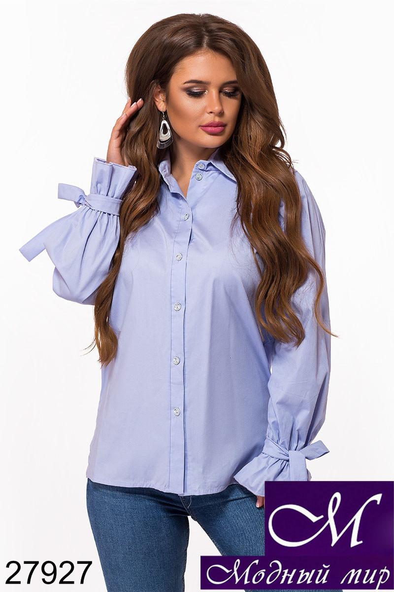 Женская красивая рубашка (р. 42-44, 44-46) арт. 27927