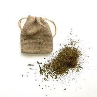 Мешочки из мешковины для трав (8х10 см.), фото 1