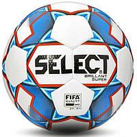 Футбольный мяч Select BRILLANT SUPER FIFA (HS) Размер 5