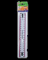 Линейка 20см, с розовой полоской, блистер, KIDS Line ZB.5610-10 ZiBi (импорт)