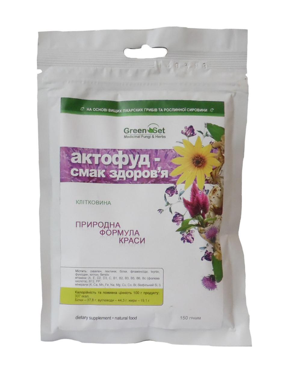 Клетчатка Актофуд  вкус здоровья природная формула красоты 150 г Даникафарм