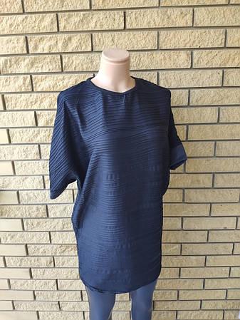 Блузка, футболка женская большого размера LA DONNA, фото 2