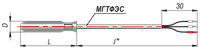 Термопреобразователи сопротивления (датчики температуры) ОВЕН ДТС314