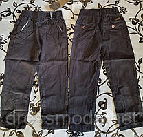 Котонові штани для хлопчиків Grace 98-128 p.p.