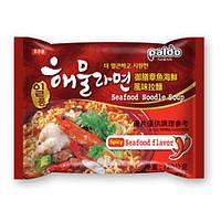 Paldo Seafood Ramen Noodle Soup 120 g