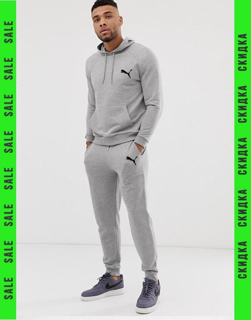 85aee68cc10ea Мужской летний спортивный костюм Puma (Пума) - Маркет спортивной одежды  IZISPORT в Днепре