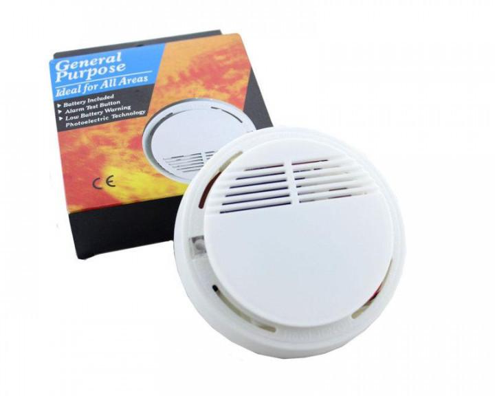 Датчик дыма для домашней сигнализации