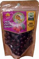 """Натуральные конфеты-драже """"Цілюща бджілка"""" с вишней, 150 г"""