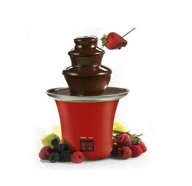 Фондю | Шоколадный фонтан Fontaine Chocolat