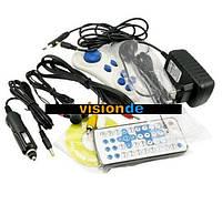 Портативный DVD плеер 789 аккумулятор TV тюнер VXX, фото 2