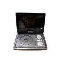 Портативный DVD плеер 789 аккумулятор TV тюнер VXX, фото 3