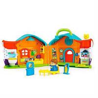 Игровой набор Hola Toys Кукольный домик (3128A)