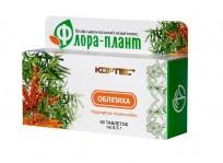 Флора-плант Облепиха БАД  для укрепления иммунитета Кортес 40 таблеток