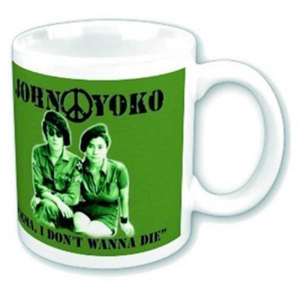 "Кружка в коробке ""John and Yoko"""