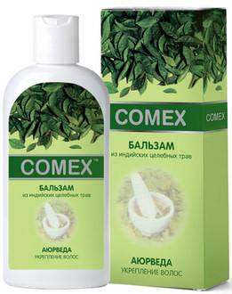 Бальзам для волосся з індійських цілющих трав Zee Laboratories Comex 200мл