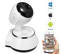 IP камера   Видеонаблюдение   Камеры наблюдения   Камера видеонаблюденя Wi-Fi Smart Net Camera Q6