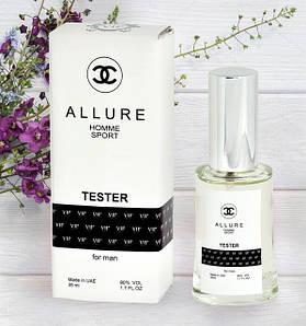 Tester 35ml мужские