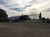 Склад, ангар, мойка, СТО, строительство по технологии ЛСТК+, фото 1
