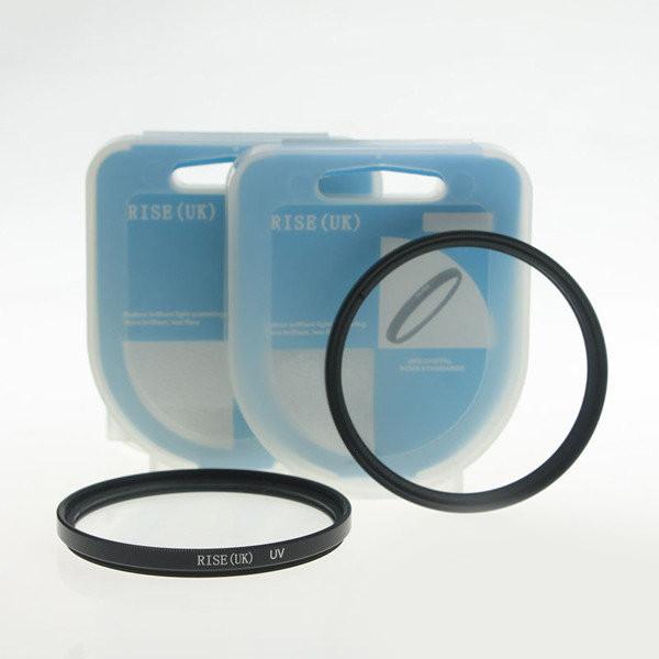 Ультрафиолетовый - защитный светофильтр Rise UV - 55 mm