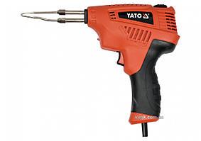 Импульсный паяльник YATO 200 Вт с аксессуарами YT-82451