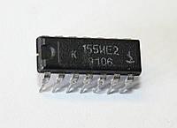 МикросхемаК155ИЕ2 (DIP-14)
