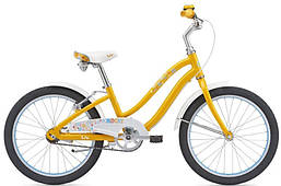 "Велосипед Giant Liv Adore 20"" хром. желтый (GT)"