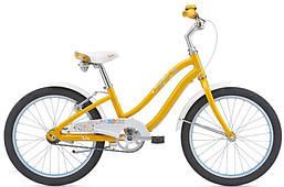 """Велосипед Liv Adore 20"""" хром. желтый (GT)"""