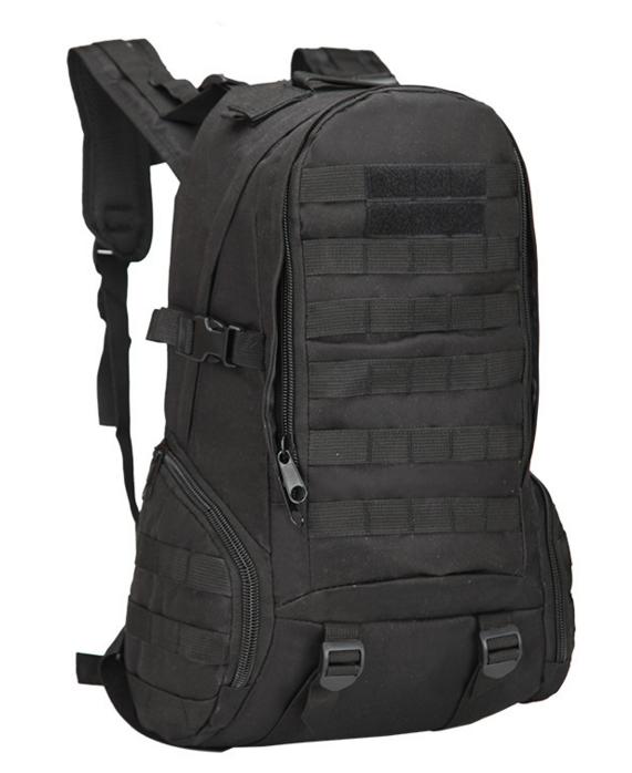 Рюкзак міський,тактичний,штурмової ForTactic на 30-35литров Чорний