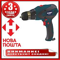 Шуруповерт сетевой Зенит ЗШ-580 профи