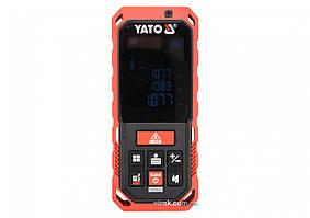 Дальномер лазерный YATO 0.2-40 м 10 режимов YT-73126
