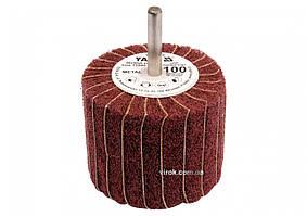 Круг шлифовальный лепестковый для дрели YATO YT-83394 60 х 50 х 6 мм К60