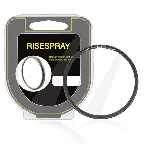 Ультрафіолетовий - захисний світлофільтр RISESPRAY MCUV - 62 mm
