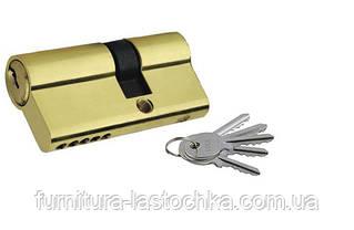 Цилиндровый механизм ключ-ключ английский ключ (13-35)
