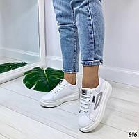 Женские кроссовки на дутой подошве, фото 1