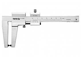Штангенциркуль для тормозных дисков YATO 160 мм YT-72090